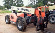 Used 2003 GRADALL G6