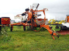 Used Kuhn GA7302 in