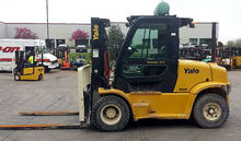 2009 Yale GP135VX (Value Packag