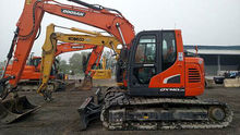2015 Doosan Construction DX140L