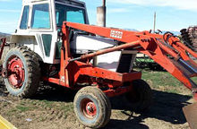 Case Agriculture 970