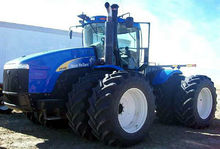 2011 New Holland Agriculture T9