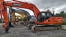 2014 Doosan Construction DX300L