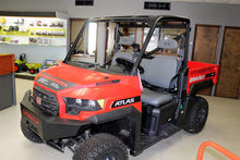 2015 Gravely ATLAS JSV3000