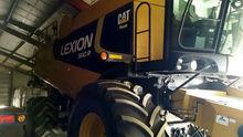 2009 Claas LEXION 560R