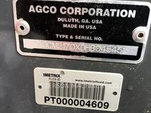 Used 2013 AGCO-MASSE