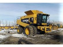 2010 LEXION COMBINE LEX 580R