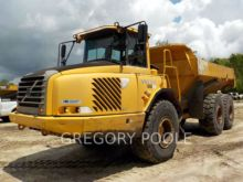 2005 VOLVO ARTICULATED HAULERS