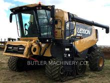 2009 LEXION COMBINE LEX 595R