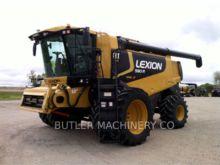 2009 LEXION COMBINE 590R