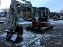 2003 TAKEUCHI MFG. CO. LTD. TB5