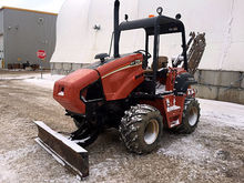 2008 DITCH WITCH RT75
