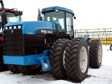 1996 NEW HOLLAND 9682