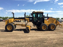 2011 CATERPILLAR 160M AWD