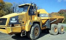 2001 MOXY MT26