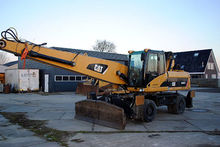 2008 CATERPILLAR M322D MH