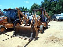 2010 CASE 580SM III
