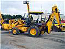 Used 1996 JCB 214 in
