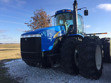2009 New Holland T9030