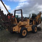 Used CASE 760 in Nor
