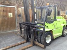 1986 Hyster H 7.00