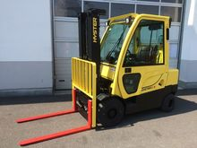 Used 2015 Hyster H2.