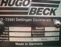 1997 Beck + Co CWS 500 2739