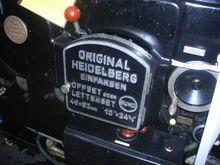 1965 Heidelberg KORD 62 2694