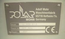1997 Polar LL-600-K-3 1692