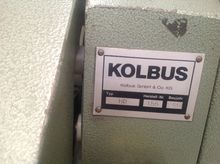 1989 Kolbus HD Guillotines