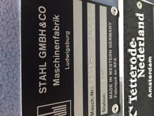 Used Stahl F 50/4 Fo