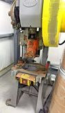 DANLY  35 Ton OBI Punch Press