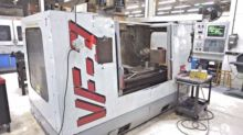 HAAS VF-3 VERTICAL MACHINING CE
