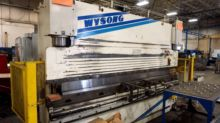 Wysong 140 Ton x 12ft CNC Press