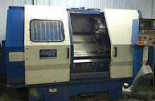 1993 Femco WT-50  CNC Lathe, Fa