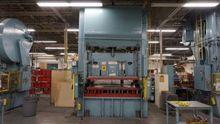 Verson 250 Ton Press, Model 250