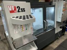 Used Vf 2SS for sale  Haas equipment & more | Machinio