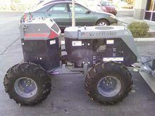 2005 Somero Power Rake