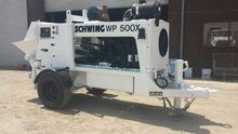 Used 1999 Schwing WP