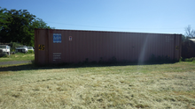 45' Storage Container