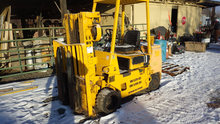 Used Hyster 6000 lb,