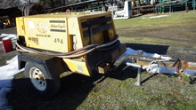 1989 Atlas 85 CFM Air Compresso