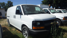 2012 Chevy Cargo Van (Lot 1007)