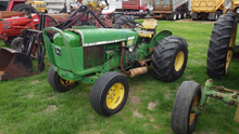 JD 2240 Orchard Tractor