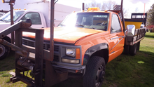 1994 Chev 3500, 12ft flat bed,