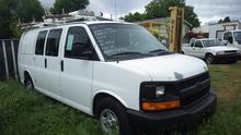 2005 Chevy 1500 cargo van, awd,