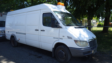 2003 Freightliner 3500 Cube Van