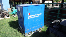 100 CFM Ingersoll Air Compresso