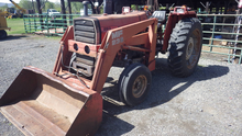 Used MF 283 Tractor