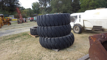 3-18X25 Wheel Loader Tires